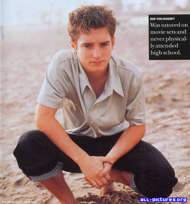 Elijah Wood - Photo Colection